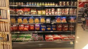 target eden prairie black friday crowds cold case why is target putting doritos chips in the fridge gomn