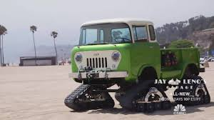 jeep fc 170 1958 jeep fc 170 with tracks and a hemi jay leno u0027s garage