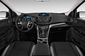 Ford Escape 2016 - 2016 ford escape cockpit interior photo automotive com