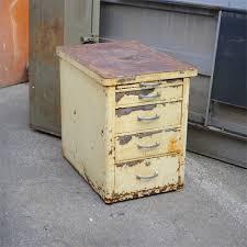 vintage metal file cabinet vintage metal file cabinet polyflow