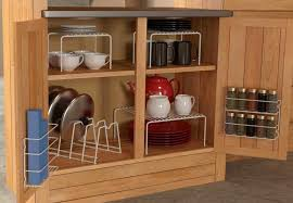 Kitchen Cupboard Interior Storage Kitchen Cabinet Organizers Wooden Dans Design Magz Kitchen