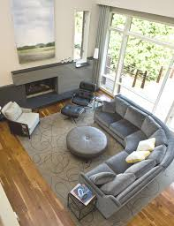 marvelous black microfiber sectional sofa decorating ideas images