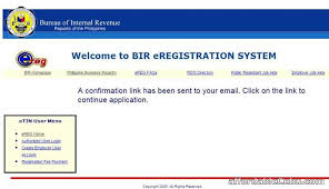 how to get tin number online in the philippines philippine
