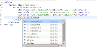 view layout alloy tistud 6718 autocompletion not complete appcelerator jira