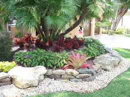 Front Yard Landscaping Ideas No Grass - rock yard landscaping no grass front yard ideas bountiful
