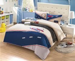 Airplane Bed Amazon Com Yoyomall Original Design Cartoon Airplane Bedding Set