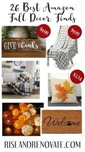 where to get cheap home decor 26 best fall decor pieces from amazon fall decor and kitchen decor