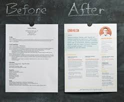 tips for your thin resume presentable can beautiful design make your resume stand out college template
