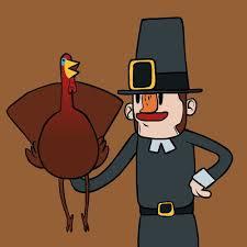 new trending gif on giphy family thanksgiving dinner turkey