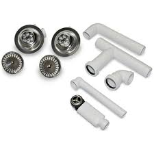 Strainer Wastes - Kitchen sink waste kit