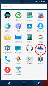 onedrive app for android how to set up onedrive on your android smartphone or tablet