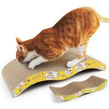 Cardboard Scratchers For Cats Online Get Cheap Cat Scratching Cardboard Aliexpress Com