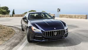 Maserati Gives Its Quattroporte Flagship Sedan A Face Lift U2013 Robb