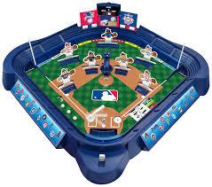 amazon com mlb slammin u0027 sluggers baseball game toys u0026 games