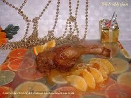 comment cuisiner des cuisses de canard fraiches cuisses de canard à l orange caramélisées au miel recette ptitchef