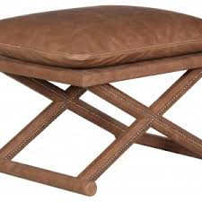 Sling Ottoman Furniture Toro Sling Ottoman Leather Sling Ottoman Leather