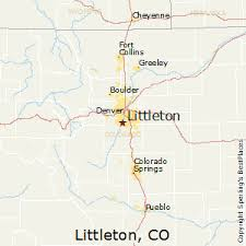 colorado population map best places to live in littleton colorado