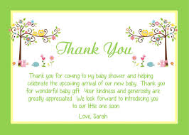 sles of thank you notes thank you note to for gift 28 images thank you letters for