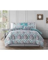 Damask Print Comforter On Sale Now 30 Off Taupe Suri Damask Print Comforter Set Queen