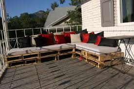 Pallet Furniture Patio by Recycled Wood Pallets Trellischicago
