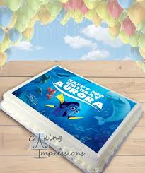 the 25 best finding dory birthday cake ideas on pinterest dory