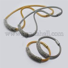 stainless steel necklace clasp images Wholesale trendy men 39 s 304 stainless steel jewelry sets mesh JPG