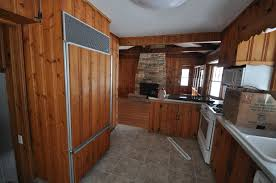 Kitchen Paneling Can I Paint My Wood Paneling