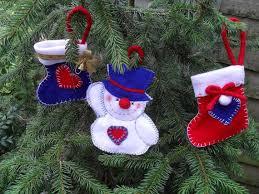 34 best christmas felt patterns images on pinterest felt