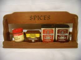 Wooden Spice Rack Wall Spice Racks Counter Top Spice Rack Counter Spice Rack
