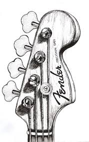 25 trending guitar drawing ideas on pinterest texture