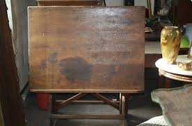 Antique Drafting Table Craigslist Furniture Original Solid Wood Antique Drafting Table Antique