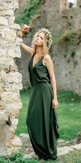 green wedding dresses 15 green wedding dresses for non traditional wedding