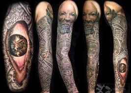 sleeve by chris gherman