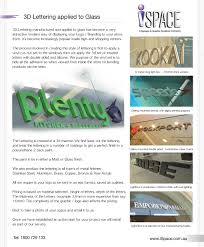 select a signage brochure ispace signs