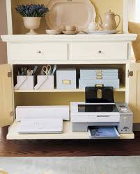 Room Essentials Storage Desk Clever Office Unexpected Space Martha Stewart