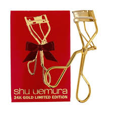 How To Use An Eyelash Curler Shu Uemura 24k Gold Eyelash Curler Beautylish