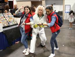 marty mcfly costume marty mcfly doc brown and marty mcfly this is heavy ta bay