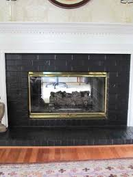 news painted brick fireplaces on 18 photos of the painting brick