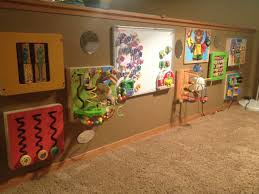 Sensory Room For Kids by Best 25 Sensory Wall Ideas Only On Pinterest Infant Daycare