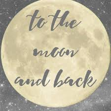shop to the moon and back decor on wanelo