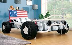hokku designs american pride race twin car bed u0026 reviews wayfair