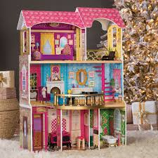 amazon com kidkraft belmont manor dollhouse 65856 toys u0026 games