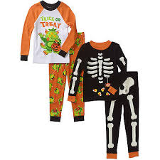 Glow Dark Halloween Costumes Toddler Boys Girls Glow Dark Halloween Costume
