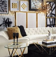 glamour home decor delectable my home decor style modern glam