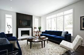 living room ideas blue sofa peenmedia com