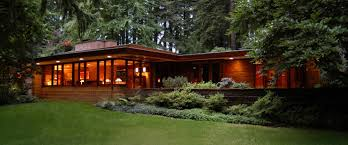 frank lloyd wright style homes for sale frank lloyd wright house cullen grassy hill nestling right into