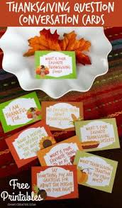 thanksgiving blessing mix would make a acteen idea