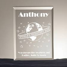personalized keepsake gifts personalized keepsake gifts for desk plaques clocks more