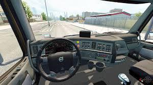 volvo 18 wheeler trucks vnl 670 for euro truck simulator 2
