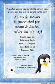 penguin baby shower arctic baby shower invitation penguin whale polar